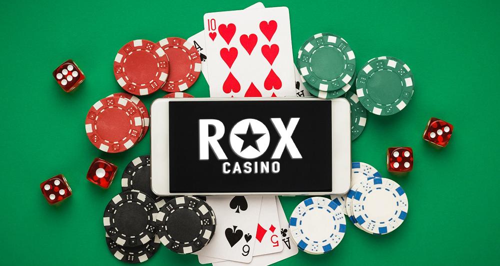 Казино Rox – только качественные слоты для игроков из разных стран